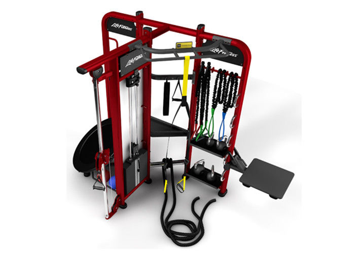 Crossfit Multi Synergy Gym Equipment Commercial Grade With Accessories