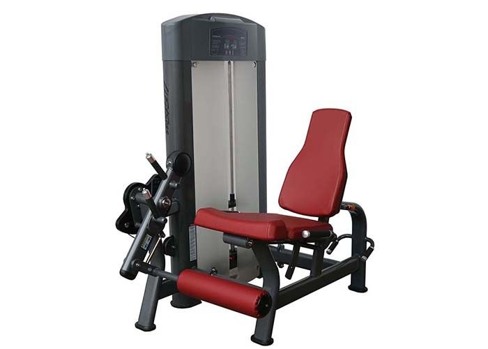 Q235# Steel Life Fitness Strength Equipment , Multi Function Prone Leg Curl And Seated Leg Extension Machine